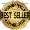 Depositphotos 13889882 stock illustration best seller golden label vector