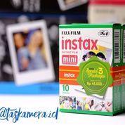Isi Refill Fujifilm Instax Mini Instant Color Film (300 Shots)