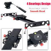 Leadwin AHB 100cm + HEAD Yunteng Camera Slider Track Video Stabilizer