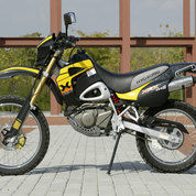 Motor Trail Rx 125 Hyosung