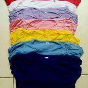 Kaos Polos SML Perlengkapan Bayi