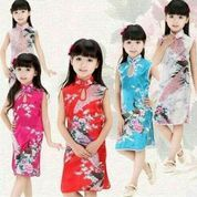 LIMITED!!! Peacock Cheongsam Dress