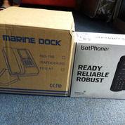 Docking Station Inmarsat Isatdock2 untuk di lautan dan darat