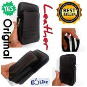 Dompet Sarung HP BB , Smartphone Android Double Kulit Asi Garut Termurah Tas Sepatu Sandal Jaket Aksesoris