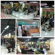 (BU) Kios Food Court di Mega Bekasi Hypermall