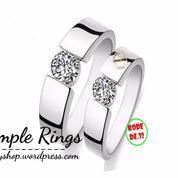 cincin kawin, couple, tunangan, nikah, perak