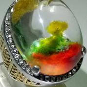 Rock Crystal Quartz (Phantom-Kecubung Aquarium) Plus Memo. Kode 6