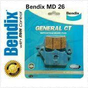 Kampas Rem Bendix MD 26