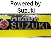 Emblem Powered By Suzuki