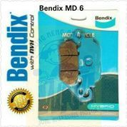 Kampas Rem Depan Bendix MD 6