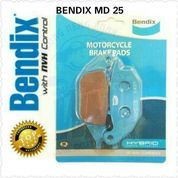 Kampas Rem Depan Bendix MD 25