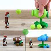 Mainan Anak Tembak PVZ Plants Vs Zombies (WA 0856 4103 7796)