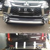 BODYKIT ALL NEW PAJERO SPORT MODEL LX