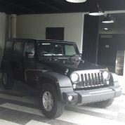 Jeep wrangler sport x tahun 2015