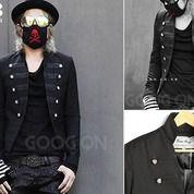 Jas Pria, Jas Blazer, Jas Korea Stylish Black | SK-23