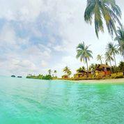 Tanah Pantai Pasir Putih Karimun Jawa