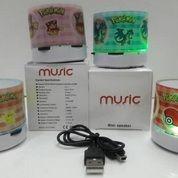 speaker bluetooth pokemon logo murah