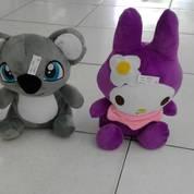 Boneka Baby Koala & Melodi ukuran M Diskon 1 set min order 2 buah