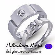 cincin kawin wanita, couple, tunangan, nikah, perak emas palladium