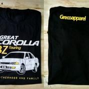 Kaos Great Corolla || Kode 10