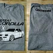 Kaos Great Corolla || Kode 09