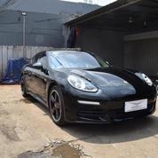 Porsche Panamera S 3.0L Black 2014