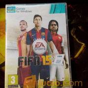 DVD game PC Fifa 2015