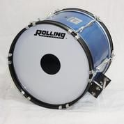 Bass Drum Size 20 Inch Kategori SMP/SMA Full Import