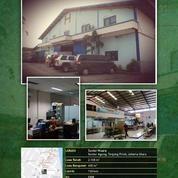 EX PABRIK SUNTER TANJUNG PRIOK JAKARTA UTARA LT.2.108M2