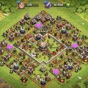 Clash Of Clans Th 11 Semi Max