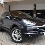 Porsche Cayenne 3.6L Black 2013