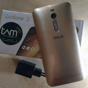 ASUS Zenfone 2 ZE551ML Gold Second Istimewa