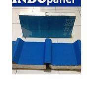 12. Sandwich Panel Polysterene / Stereofoam / EPS Indonesia Bekasi Karawang INDOPANEL