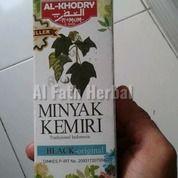 Minyak Penumbuh Brewok Jambang Al Khodry