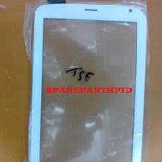 Touchscreen Advan T5E White Ready Stock Bos