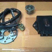 CDI, Pulser, Timing Rotor Suzuki Gsx750 Police Dll
