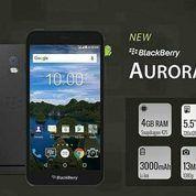 Blackberry Aurora New Original Resmi Cash/ Ktp+Kk Bisa