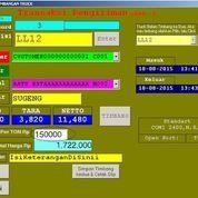 Software Aplikasi Program Timbangan Jembatan