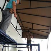 Canopy Tahan Air Buatan USA Asli