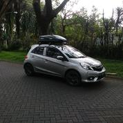 Roofbox Whale Carrier Type Toba Black Glossy Roof Box