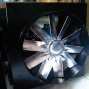 Axial Wall Mounted Fan