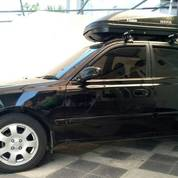 Roofbox Whale Carrier Type Toba Black Texture Roof Box