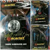 Karbu PE 28 Universal Full CNC Scarlet Warna.