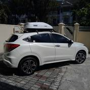 Roofbox WHALE Type Toba White Glossy