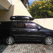 Roofbox WHALE Carrier Type Overlander Black Glossy Roof Box