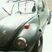VW Beetle Full Dove Army