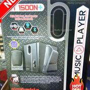 Simbadda CST-1500N+ Bluetooth Radio RMS 28 Watt USB SD Card