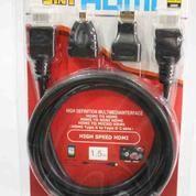Kabel Hdmi Bagus Dan 3 In 1 Hdmi UNTUK TV GAME COMPUTER HP/ANDROID LAPTOP/NOTEBOOK DIGITAL CAMERA DLL