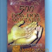 Buku AGAMA 500 Doa-Doa Mustajab