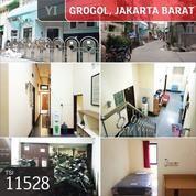 Rumah Kos-Kosan Grogol, Jakarta Barat, 9x15m, 4 Lt